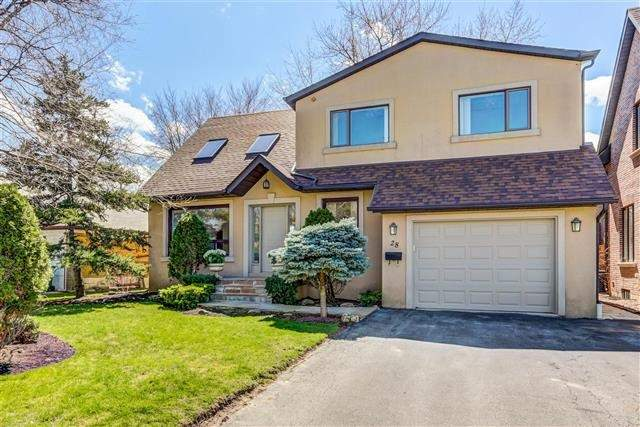 Detached at 28 Appledale Rd, Toronto, Ontario. Image 1
