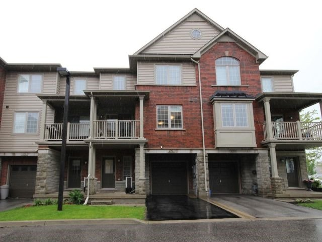 Townhouse at 628 Budgeon Common, Burlington, Ontario. Image 1
