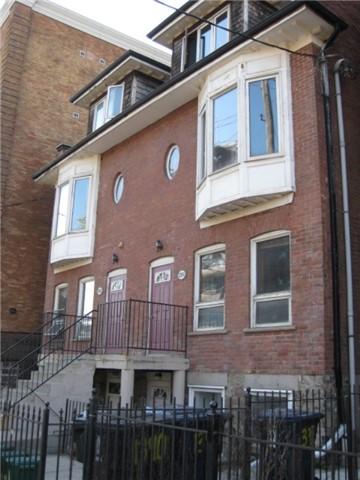 Fourplex at 1392 King St W, Toronto, Ontario. Image 1
