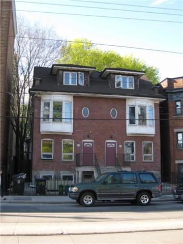 Fourplex at 1392 King St W, Toronto, Ontario. Image 2
