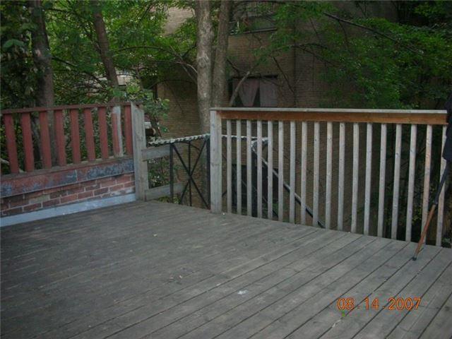 Fourplex at 1392 King St W, Toronto, Ontario. Image 3