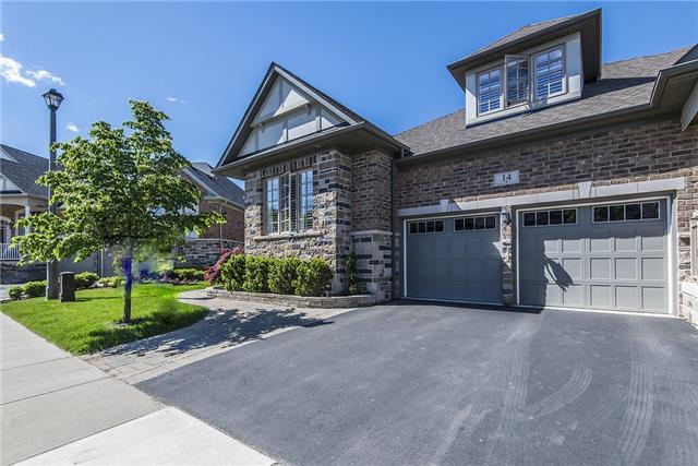 Townhouse at 3353 Liptay Ave, Unit 14, Oakville, Ontario. Image 1