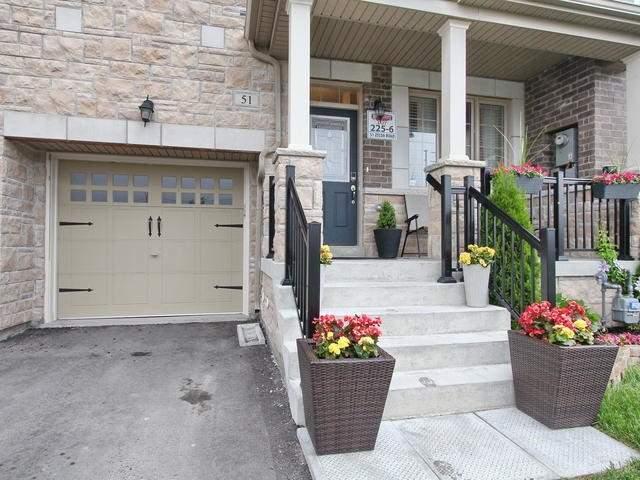 Townhouse at 51 Zelda Rd, Brampton, Ontario. Image 12