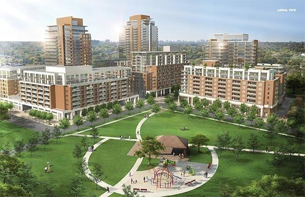 Condo Apartment at 36 Via Bagnato, Unit 333, Toronto, Ontario. Image 1