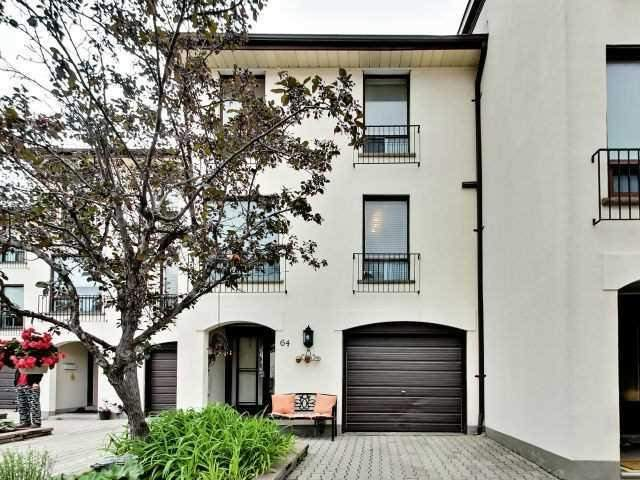 Condo Townhouse at 6679 Shelter Bay Rd N, Unit 64, Mississauga, Ontario. Image 1
