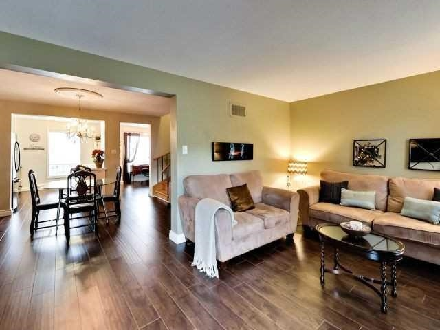 Condo Townhouse at 6679 Shelter Bay Rd N, Unit 64, Mississauga, Ontario. Image 2