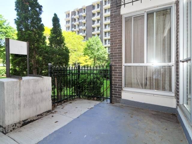 Condo Apartment at 35 Ormskirk Ave, Unit 110, Toronto, Ontario. Image 6