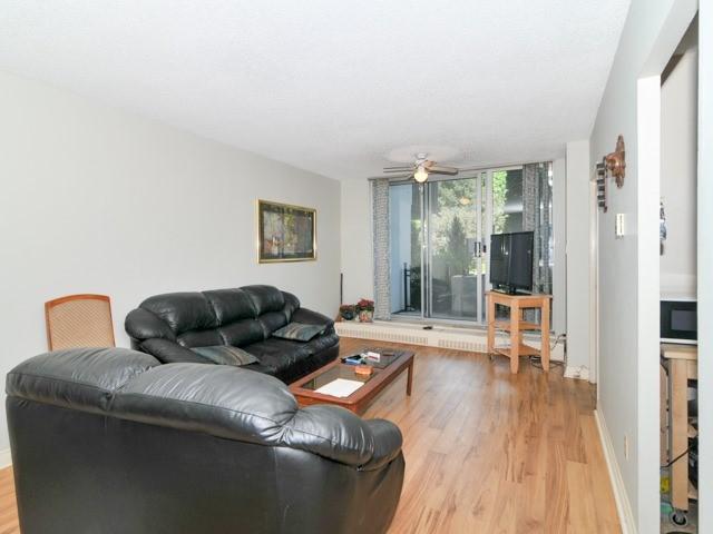 Condo Apartment at 35 Ormskirk Ave, Unit 110, Toronto, Ontario. Image 7