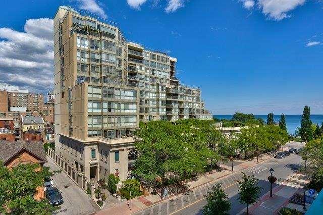 Condo Apartment at 415 Locust St, Unit 1103, Burlington, Ontario. Image 17