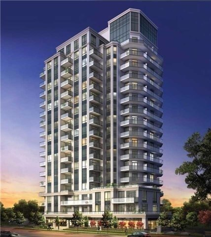 Condo Apartment at 840 Queen's Plate Dr, Unit 1106, Toronto, Ontario. Image 1