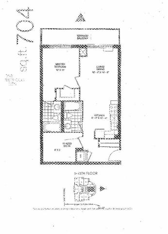 Condo Apartment at 840 Queen's Plate Dr, Unit 1106, Toronto, Ontario. Image 16