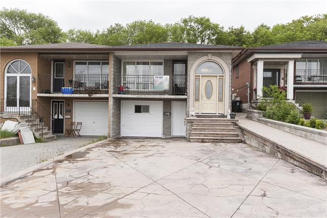 Semi-detached at 55A Terry Dr, Toronto, Ontario. Image 1