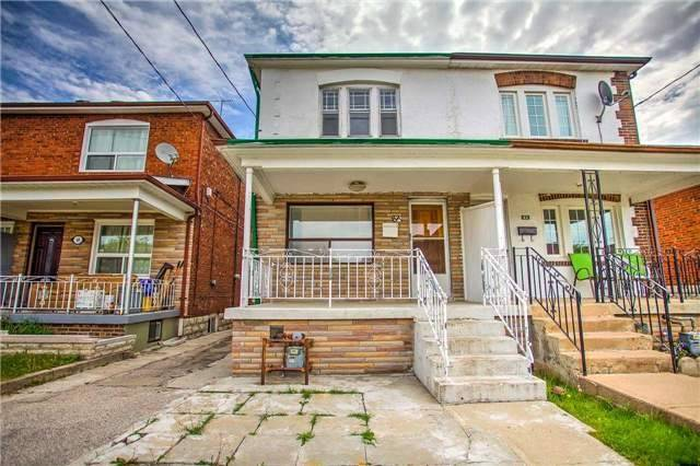 Semi-detached at 87 Kirknewton Rd, Toronto, Ontario. Image 1