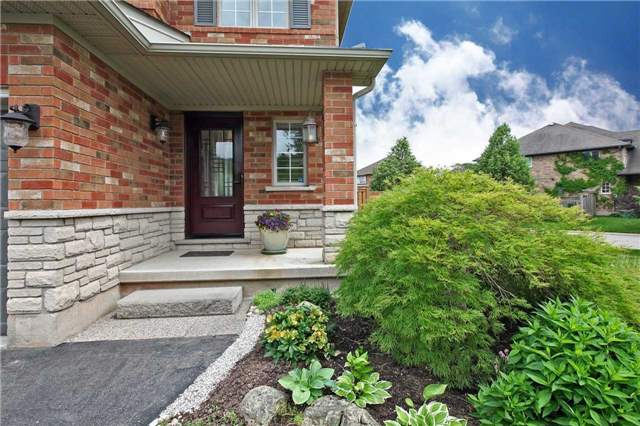 Semi-detached at 546 Sandcherry Dr, Burlington, Ontario. Image 12