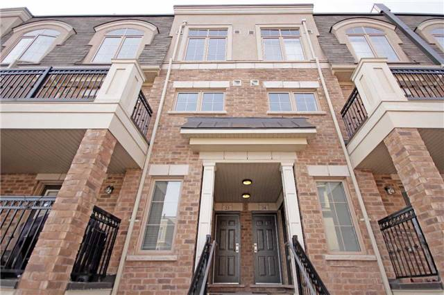 Condo Townhouse at 2441 Greenwich Dr, Unit 24, Oakville, Ontario. Image 5