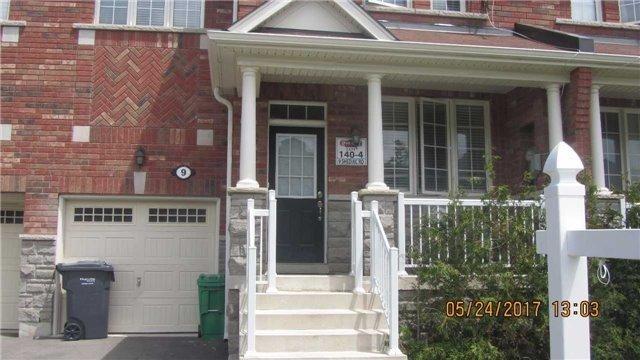 Townhouse at 9 Shediac Rd, Brampton, Ontario. Image 1