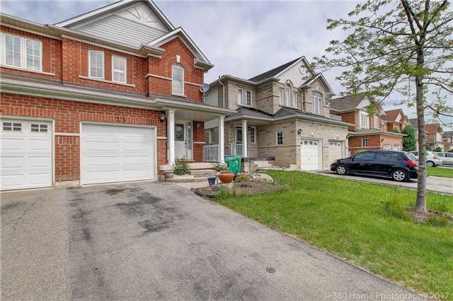 Semi-detached at 23 Mossgrove Cres, Brampton, Ontario. Image 12