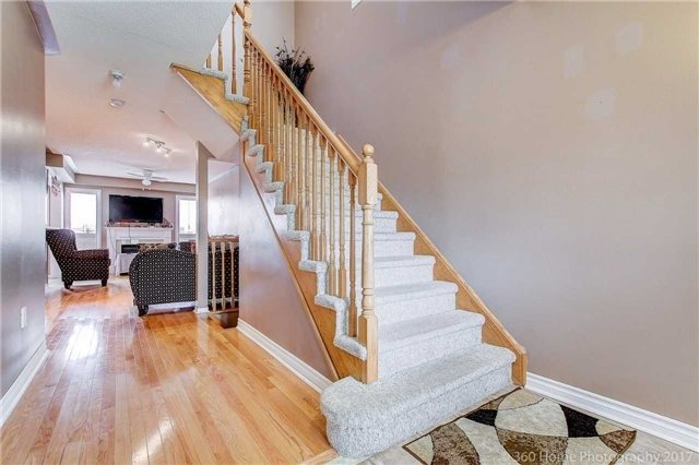 Semi-detached at 23 Mossgrove Cres, Brampton, Ontario. Image 14