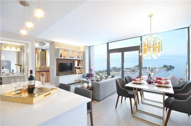 Condo Apartment at 10 Park Lawn Rd, Unit 4006, Toronto, Ontario. Image 13