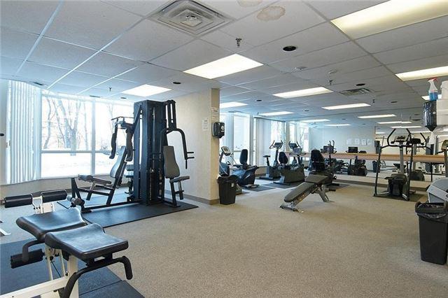 Condo Apartment at 5 Rowntree Rd, Unit 812, Toronto, Ontario. Image 7