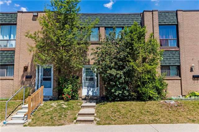 Condo Townhouse at 3690 Keele St, Unit 3, Toronto, Ontario. Image 1