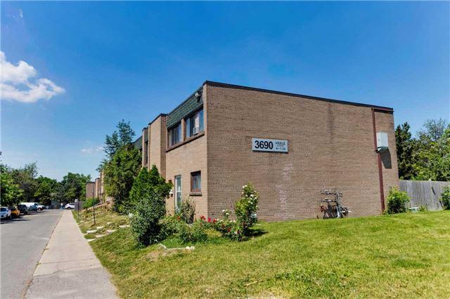 Condo Townhouse at 3690 Keele St, Unit 3, Toronto, Ontario. Image 12
