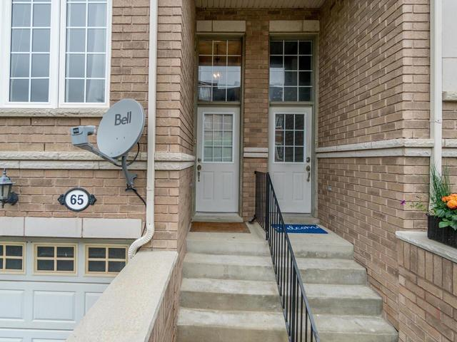 Condo Townhouse at 435 Hensall Circ, Unit 65, Mississauga, Ontario. Image 7