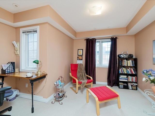 Condo Townhouse at 435 Hensall Circ, Unit 65, Mississauga, Ontario. Image 3