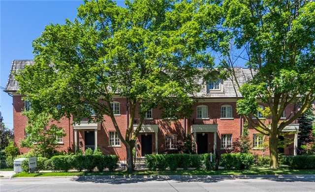 Townhouse at 2 Anglesey Blvd, Toronto, Ontario. Image 1