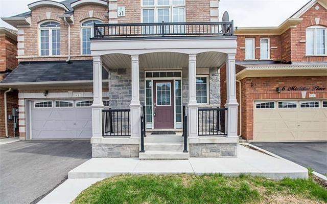 Detached at 4 Mistletoe Pl, Brampton, Ontario. Image 14