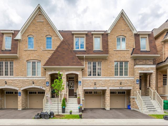 Townhouse at 115 Sea Drifter Cres, Brampton, Ontario. Image 1