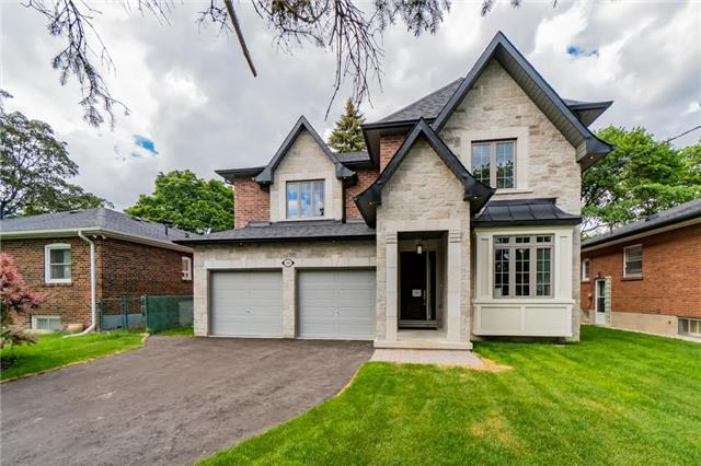 Detached at 46 Firwood Cres, Toronto, Ontario. Image 1