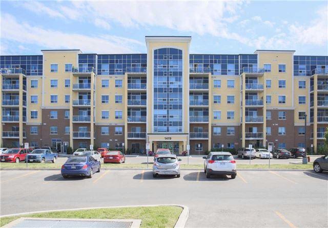 Condo Apartment at 1419 Costigan Rd, Unit 401, Milton, Ontario. Image 1