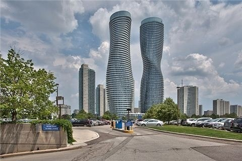 Condo Apartment at 60 Absolute Ave, Unit 4906, Mississauga, Ontario. Image 1