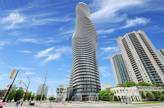 Condo Apartment at 60 Absolute Ave, Unit 4906, Mississauga, Ontario. Image 4