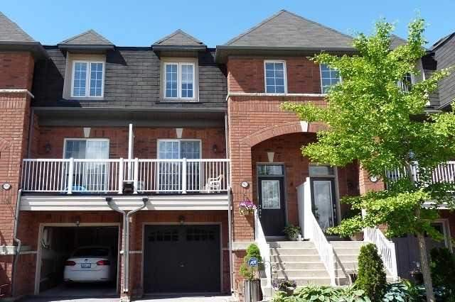 Townhouse at 2422 Adamvale Cres, Oakville, Ontario. Image 1