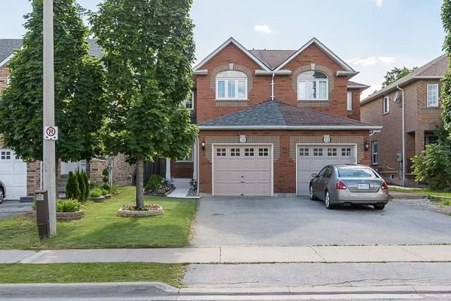 Semi-detached at 7208 Frontier Rdge, Mississauga, Ontario. Image 1
