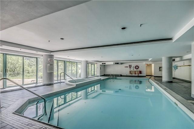 Condo Apartment at 61 Markbrook Lane, Unit 1406, Toronto, Ontario. Image 8
