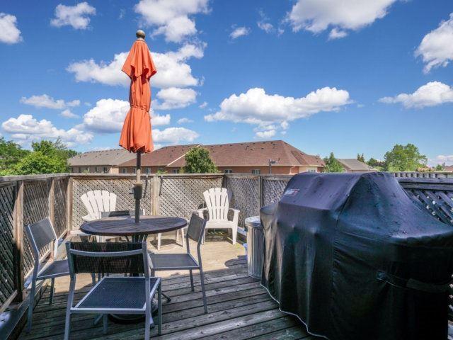 Condo Townhouse at 1489 Heritage Way, Unit 47, Oakville, Ontario. Image 10