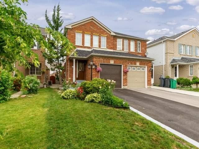 Semi-detached at 60 Feathertop Lane, Brampton, Ontario. Image 1