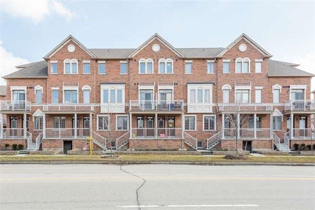 Condo Townhouse at 180 Howden Blvd, Unit 27, Brampton, Ontario. Image 7