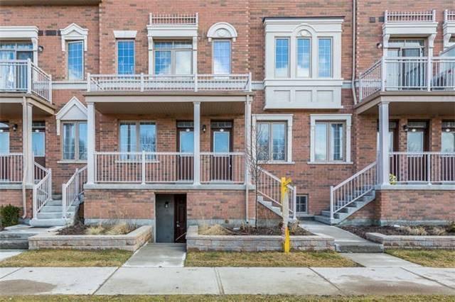 Condo Townhouse at 180 Howden Blvd, Unit 27, Brampton, Ontario. Image 8