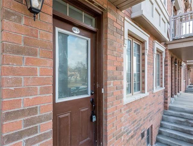 Condo Townhouse at 180 Howden Blvd, Unit 27, Brampton, Ontario. Image 5