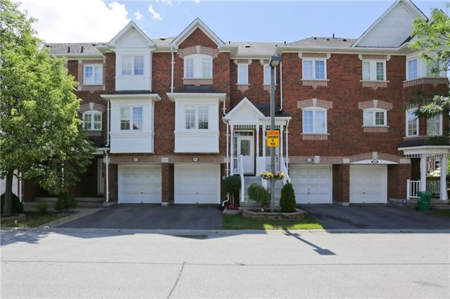 Condo Townhouse at 6060 Snowy Owl Cres, Unit 43, Mississauga, Ontario. Image 1