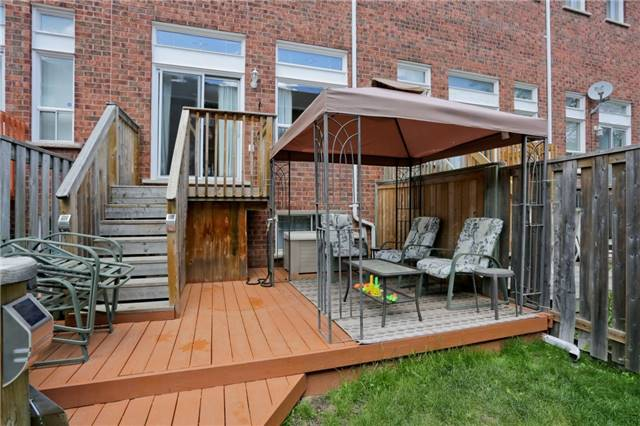 Condo Townhouse at 6060 Snowy Owl Cres, Unit 43, Mississauga, Ontario. Image 6