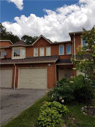 Condo Townhouse at 734 Winterton Way, Unit 4, Mississauga, Ontario. Image 1