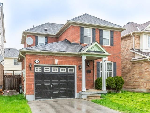 Detached at 22 Patience Dr, Brampton, Ontario. Image 12