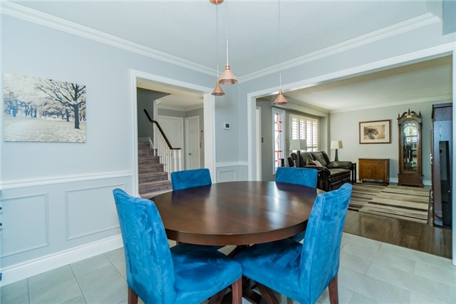 Condo Townhouse at 1724 The Chase Dr, Unit 19, Mississauga, Ontario. Image 16