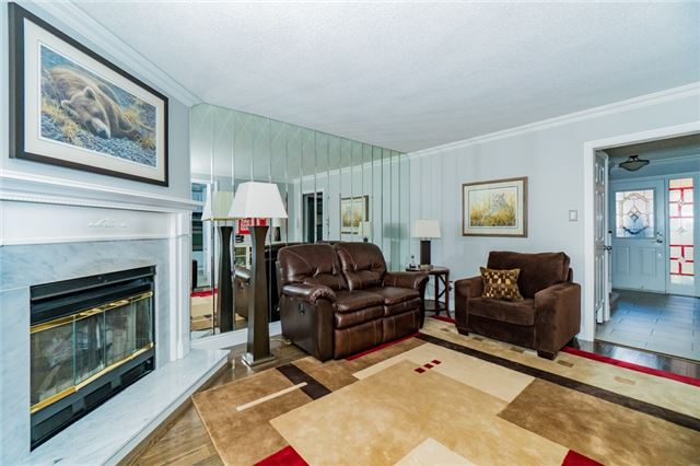 Condo Townhouse at 1724 The Chase Dr, Unit 19, Mississauga, Ontario. Image 4