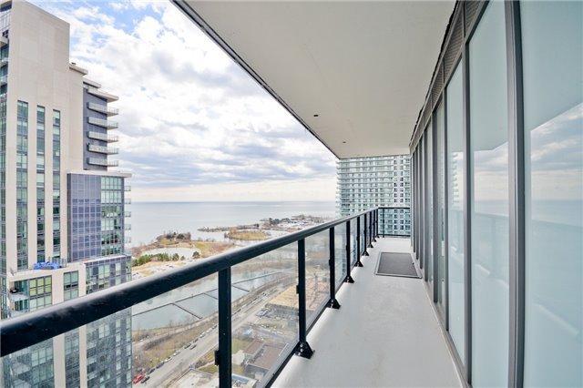 Condo Apartment at 56 Annie Craig Dr, Unit 3003, Toronto, Ontario. Image 13